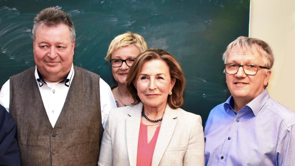 Der Vorstand des Heimatverein Bodelschwingh und Westerfilde e.V.