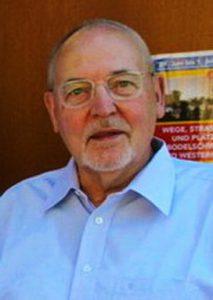 Der Autor Otto Schmidt