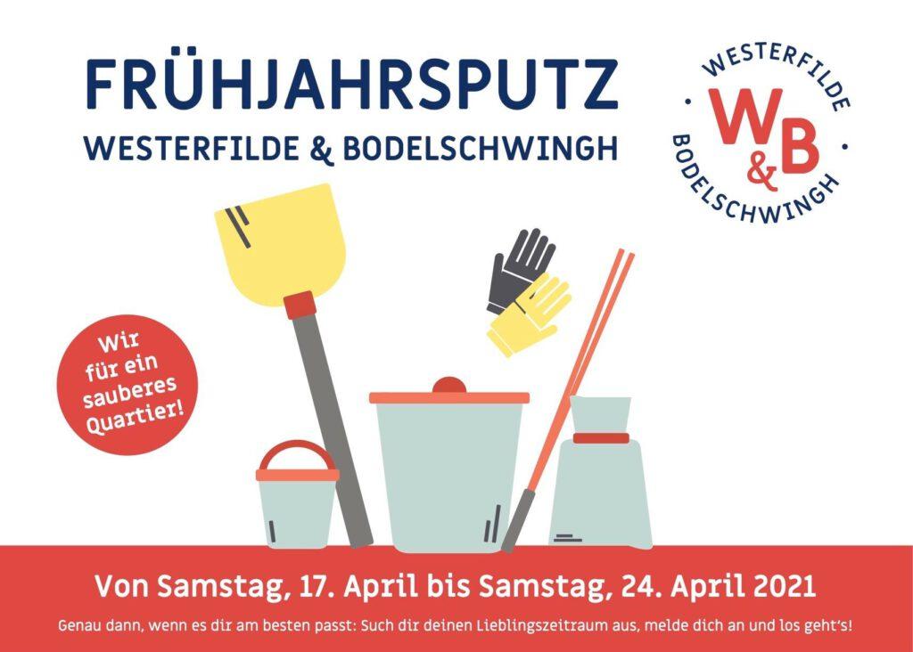 Frühjahrsputz Westerfilde - Bodelschwingh